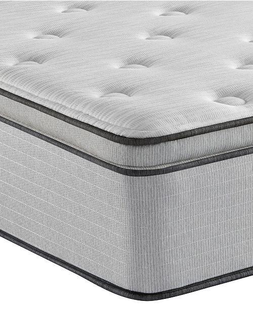 k m pillow top king size 6 thick mattress