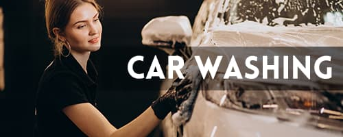 car washing business