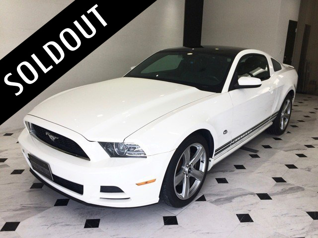 13y FORD MUSTANG