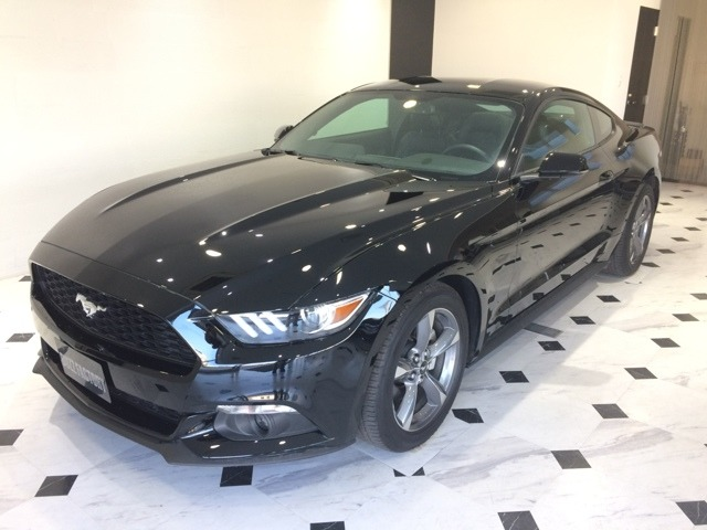 17y FORD MUSTANG