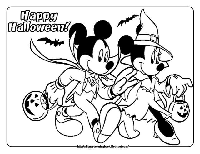 22 dessins de coloriage Disney à imprimer