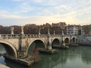 Ponte Sant'Angelo in Rome