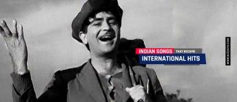 indian songs international hits