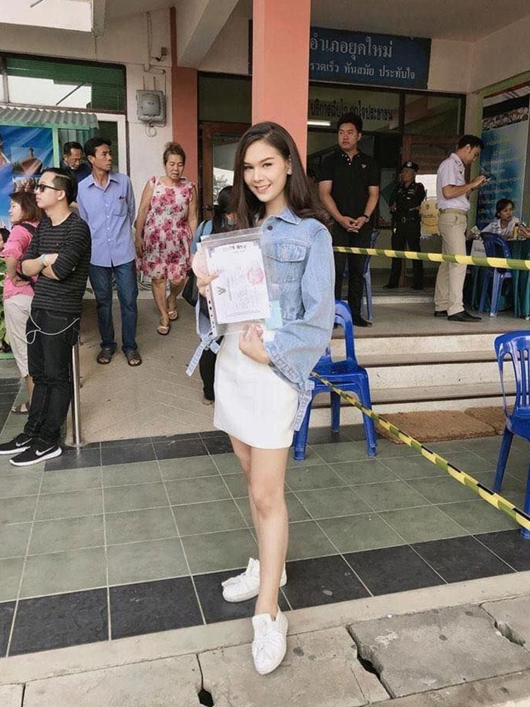 thai military lottery women