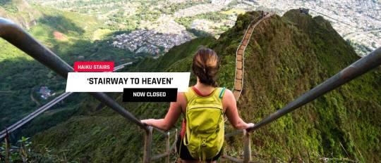hawaii haiku stairs
