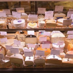 Cheese at the Wheel House