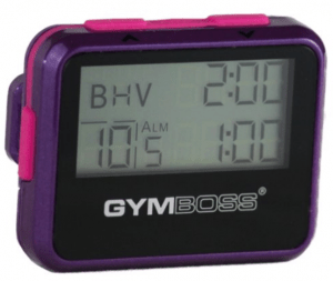 Gym Boss Interval Timer