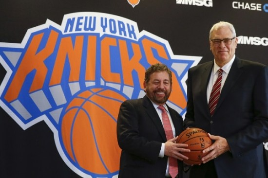 2015 New York Knicks