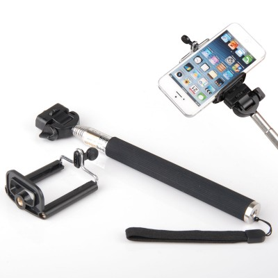 Extendable-Self-Portrait-Selfie-Stick-Handheld-Monopod-Wireless-Bluetooth-Remote-Shutter-Control-for-IOS-Android-Phones