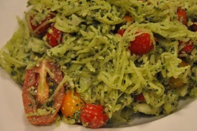 Pesto-Spaghetti-Squash-Salad-11