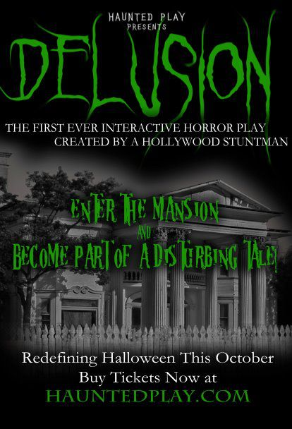 delusion poster