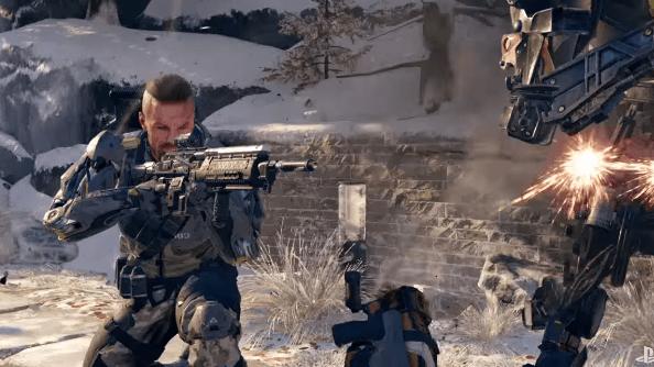 CallofDuty Call of Duty Black Ops 3
