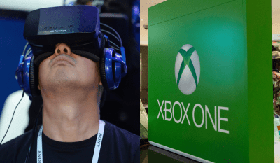 E3 Preview oculus-rift-xbox-one-microsoft