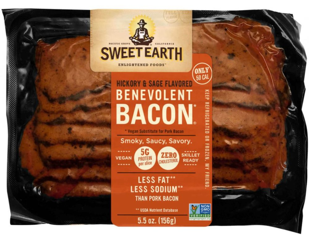 best plant based bacon