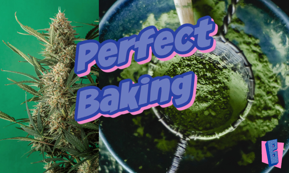 cannabis baking
