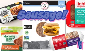 plant based sausage