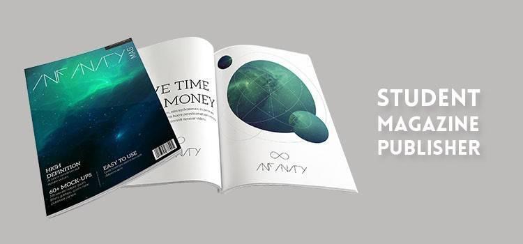 Student Magazine Publisher
