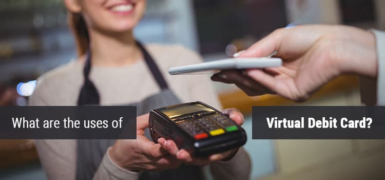 virtual debit card india