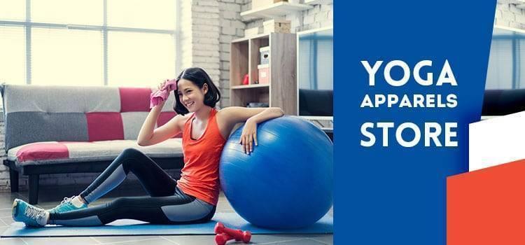 Yoga Apparels Store