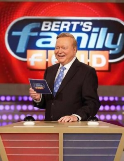 Bert Newton at the helm of the most recent Feud attempt (Nine Network)