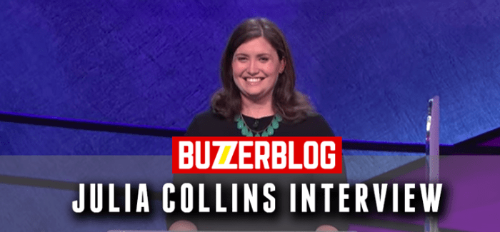 Interview: Jeopardy! Champion Julia Collins