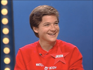 A young Jason Bateman appears on the July 4th episode of Teen Week.