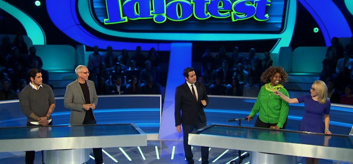 Idiotest Returns to GSN in April With Celeb Special