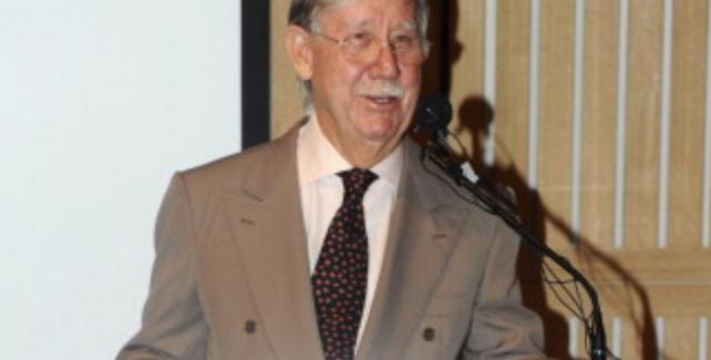 Australian Game Show Producer Reg Grundy, 92