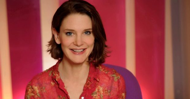 "WATCH: Susie Dent Celebrates 25 Years On ""Countdown"""
