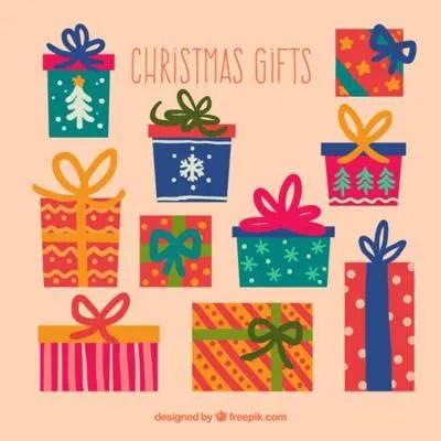 クリスマス,プレゼント,イラスト,無料,フリー素材