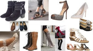 top best latest heel wedge shoes for women