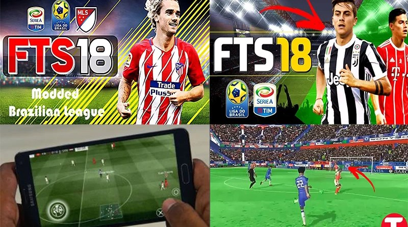 first touch soccer 2018 apk obb mod data download
