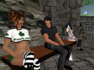 download and setup second life virtual world game