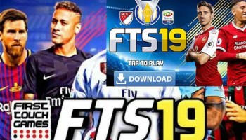 Download And Install First Touch Soccer 2018 (Fts 18) Apk