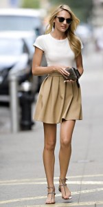 simple classic dress first date code for ladies