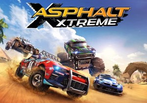 Asphalt Xtreme - best android racing game