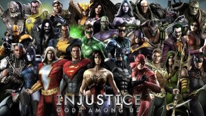 Injustice Gods Among Us - epic android game