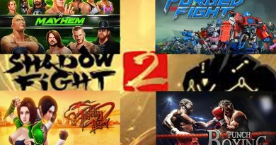 trending android shooter fighter games to download and play