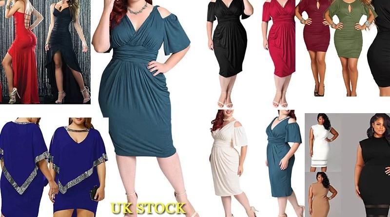 trending cocktail dresses for plus size women