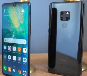 Huawei Mate 20 Pro - trending Huawei smartphone 2019 with best price