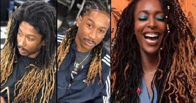 men and ladies dreadlock styles