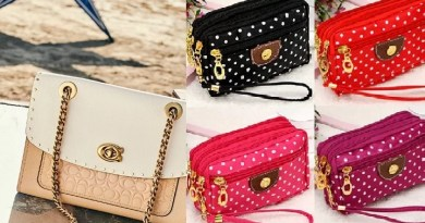 13 Best Trending Handbags & Purses Every Lady Should Have