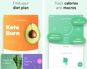 Lifesum best macro calculator and diet plan app