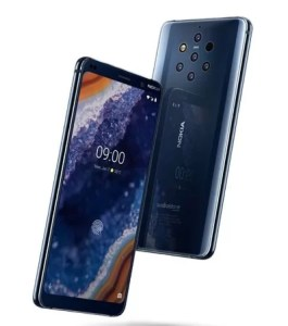 Nokia 9 Pureview best android phone from nokia so far