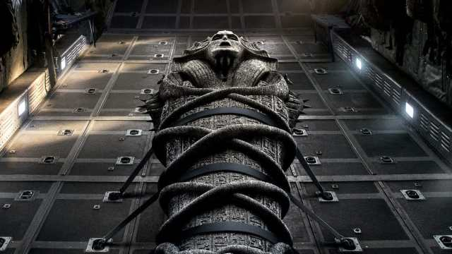 Buzz review of the mummy poster 2