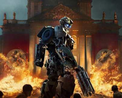 Buzz Review of Transformers : The Last Knight 4
