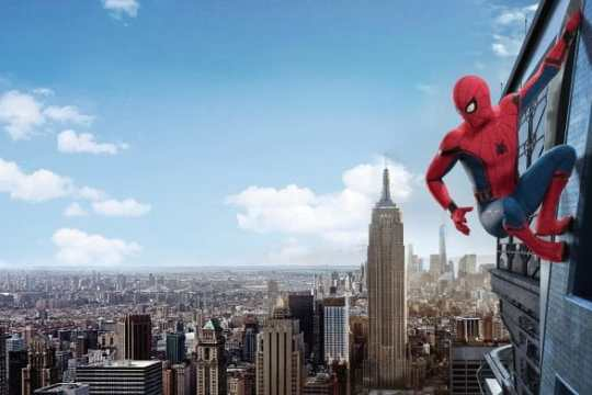 Buzz Review of Spider-Man: Homecoming 1