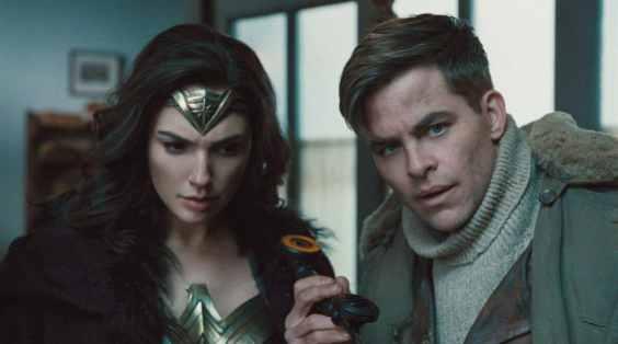 Steve Trevor Will Be Returning For Wonder Woman Sequel 4