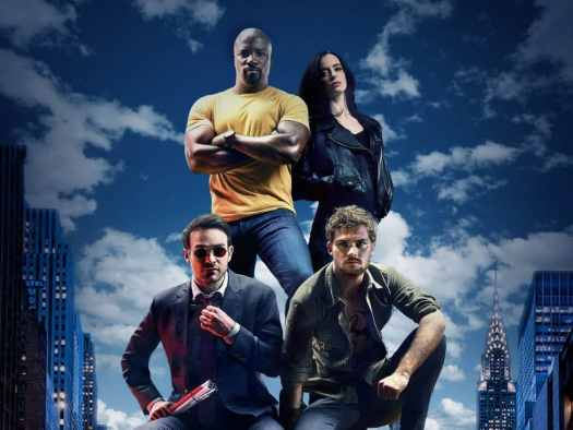 why Marvel's Defenders won't meet in the first episode 5