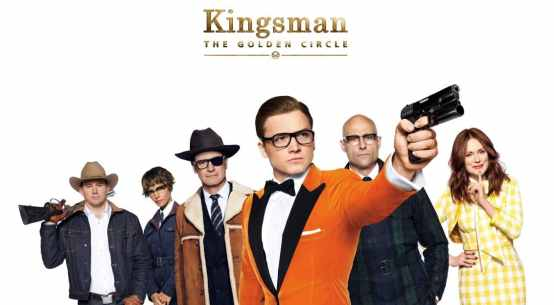 Buzz Review of Kingsman: The Golden Circle 1